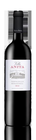 Villa Anita Old Vine Tempranillo Monastrell 2012 Tempranillo