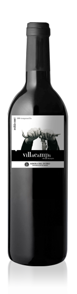 Villacampa Oak Roble 2012 Tempranillo