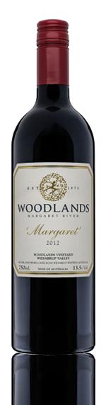 Woodlands 'Margaret' Cabernet Merlot 2012 Cabernet Sauvignon