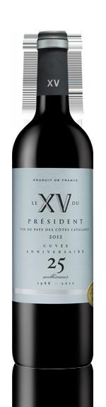 Le Xv Du Président 25Th Anniversary 2012 Grenache
