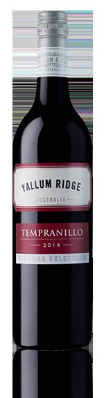 Yallum Ridge Tempranillo 2014 Tempranillo