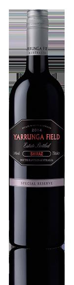 Yarrunga Field Shiraz 2014 Shiraz