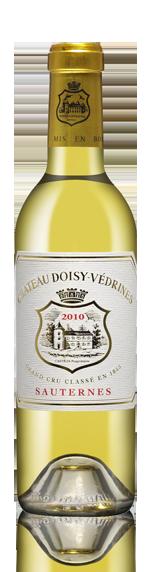 Ch Doisy-Vedrines Sauternes Aoc 2010 Semillon