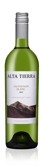 Alta Tierra Sauvignon Blanc 2012 Sauvignon Blanc