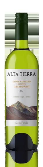 Alta Tierra Titon Chardonnay Reserva 2013 Chardonnay