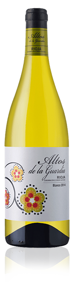 Altos De La Guardia White Rioja 2014 Blend