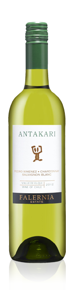 Antakari Pedro Ximénez Chardonnay Sauvignon 2012 Annan