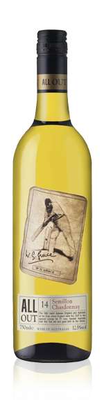 Berton All Out Semillon Chardonnay 2014 Semillon