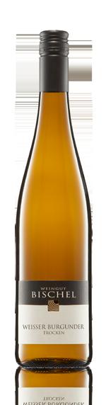 Weingut Bischel Weisser Burgunder 2013 Pinot Blanc