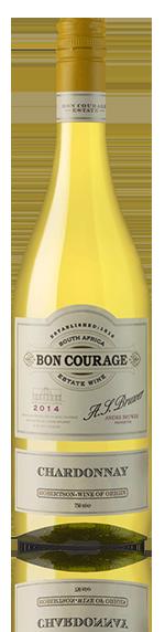 Bon Courage Chardonnay 2014 Chardonnay