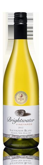 Brightwater Sauvignon Blanc 2012 Sauvignon Blanc