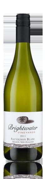 Brightwater Sauvignon Blanc  2011 Sauvignon Blanc