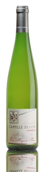 Camille Braun Pinot Blanc 2013 Pinot Blanc