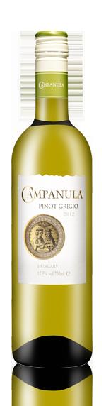 Campanula Pinot Grigio 2012 Pinot Grigio