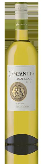 Campanula Pinot Grigio 2014 Pinot Grigio