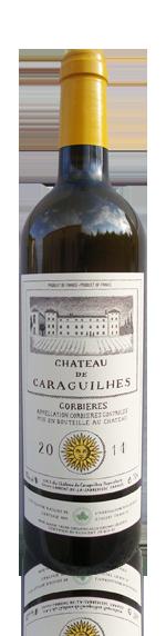 Château Caraguilhes Blanc 2011 Marsanne