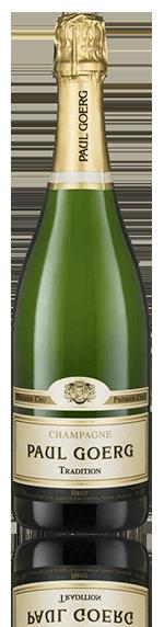 Paul Goerg Brut Vintage 1Er Cru 2005 Chardonnay