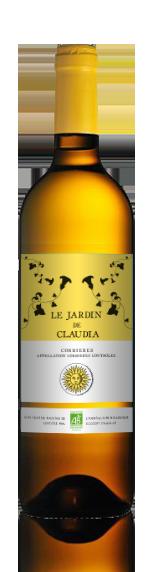 Jardin De Claudia Blanc 2013 Blend