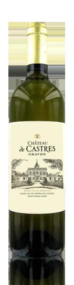 Château De Castres Blanc 2012 Sauvignon Blanc