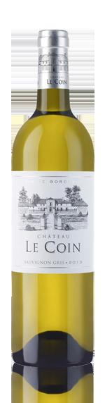 Château Le Coin Sauvignon Gris 2013 Blend