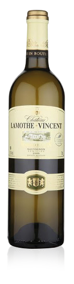 Château Lamothe Blanc 2014 Sauvignon Blanc