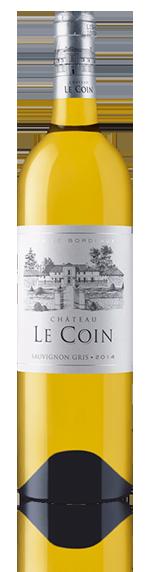 Chateau Le Coin Sauvignon Gris 2014 Sauvignon Blanc