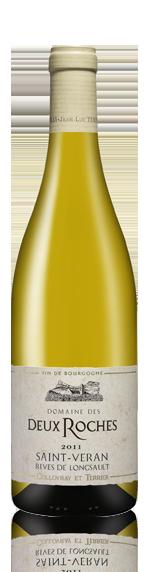Domaine Des Deux Roches 'Rives De Longsault' 2011 Chardonnay