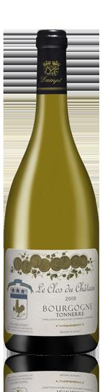 Dampt Bourgogne Clos Du Chateau 2009 Chardonnay