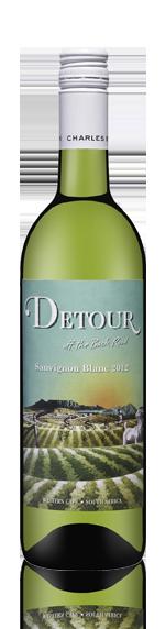 Detour Sauvignon Blanc 2012 Sauvignon Blanc