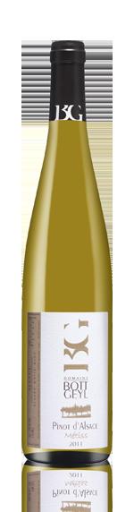 Domaine Bott Geyl Pinot D'alsace Metiss 2011 Pinot Blanc