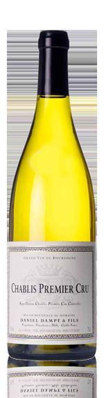 Domaine Daniel Dampt Et Fils Chablis 1Er Cru Vaillons 2013 Chardonnay