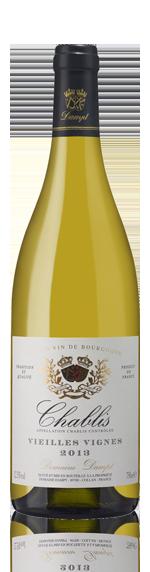 Domaine Dampt Vielles Vignes 2013 Chardonnay