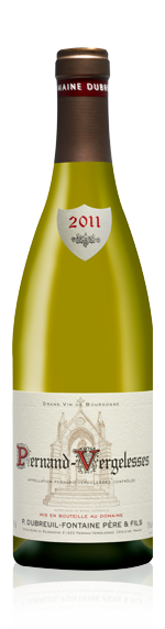 Domaine Dubreuil-Fontaine Pernand Vergelesses Villages Blanc 2011 Chardonnay