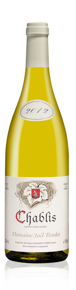 Domaine Joel Bordet Chablis 2012 Chardonnay