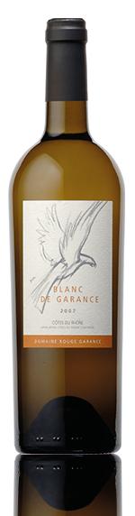 Domaine Rouge Blanc De Garance 2014 White Blend