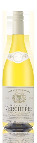 Domaine Des Verchères 2011 Chardonnay