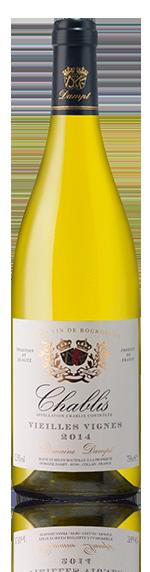 Domaine Dampt Chablis Vv Aoc 2014 Chardonnay