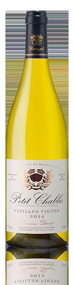 Domaine Dampt Petit Chablis Vv 2014 Chardonnay