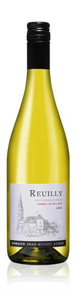 Domaine Jean-Michel Sorbe 2012 Sauvignon Blanc
