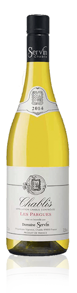 Domaine Servin Chablis Les Pargues 2014 Chardonnay