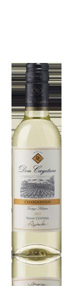 Don Cayetano Chardonnay (Half Bottle) 2013 Chardonnay