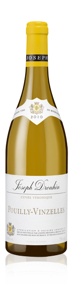 Drouhin Cuvee Veronique Pouilly Vinzellles 2010 Chardonnay