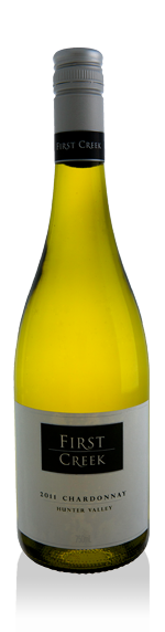First Creek Chardonnay 2011 Chardonnay