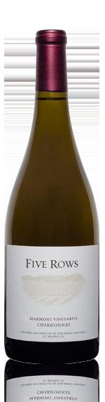 Five Rows Chardonnay 2012 Chardonnay