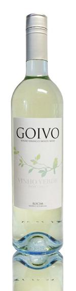 Goivo Vinho Verde 2014 White Blend