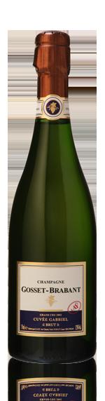 Gosset-Brabant Gabriel Grand Cru 2006 Pinot Noir