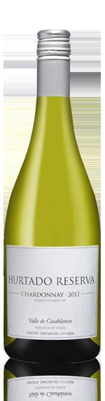 Hurtado Reserva Chardonnay 2012 Chardonnay