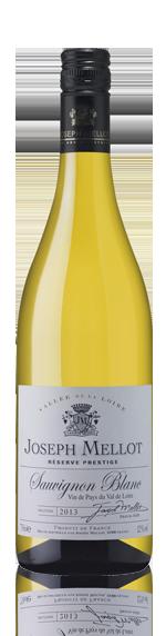 Joseph Mellot Réserve Prestige Sauvignon Blanc 2013 Sauvignon Blanc
