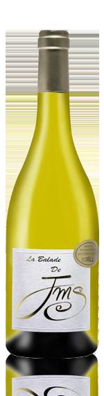 La Balade de JMS 2012 Chardonnay