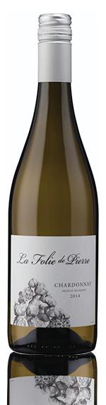 La Folie De Pierre Chardonnay Vdf 2014 Chardonnay